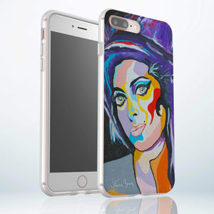 Amy Winehouse - Flexi Phone Case