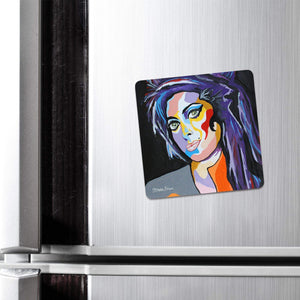 Amy Winehouse - Fridge Magnet