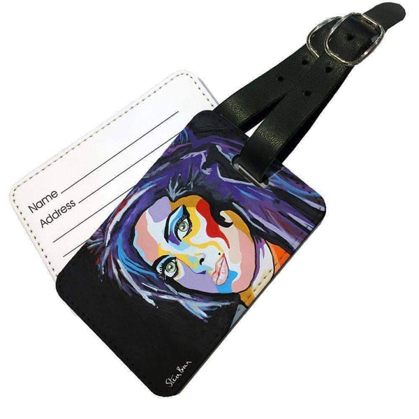 Amy Winehouse - Luggage Tag