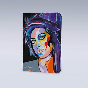 Amy Winehouse - Passport Cover