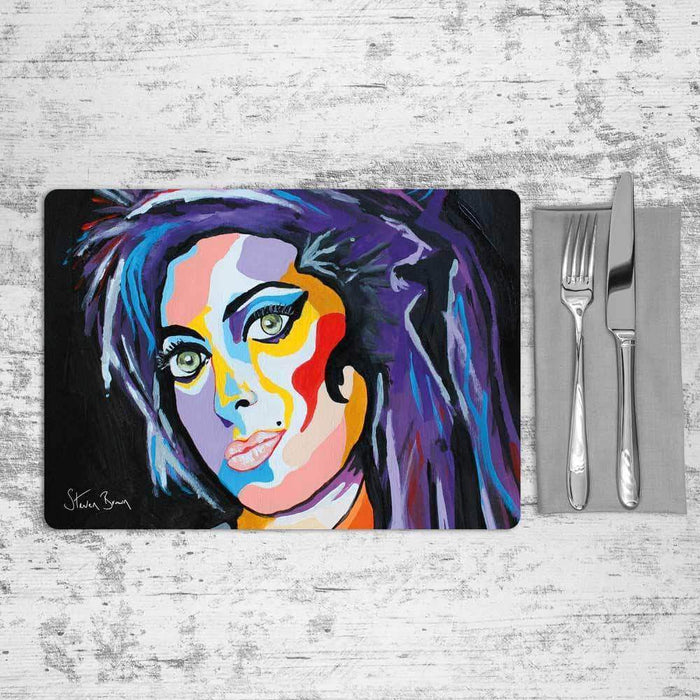 Amy Winehouse - Placemat