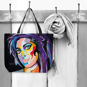 Amy Winehouse - Tote Bag
