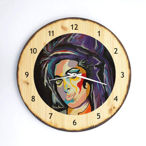 Amy Winehouse - Wooden Clock
