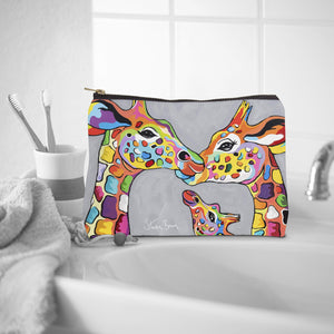 Andy & Amy McZoo and the Wean - Cosmetic Bag