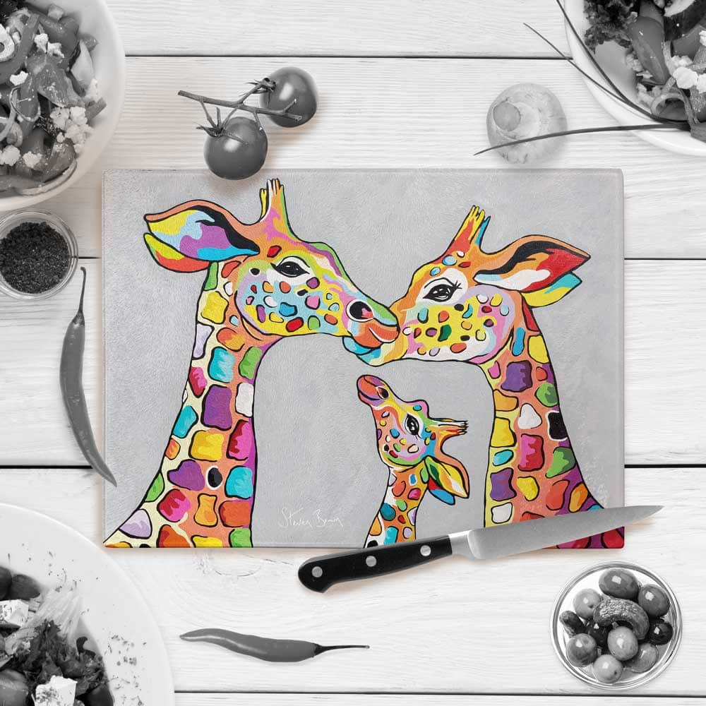 Andy & Amy McZoo and The Wean McCoo - Colourful Kitchen Bundle Save 20%