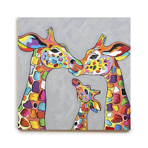 Andy & Amy McZoo & The Wean - XXXXL Canvas Print