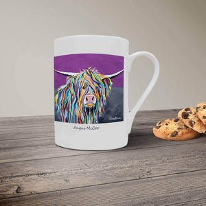 Angus McCoo - Bone China Mug