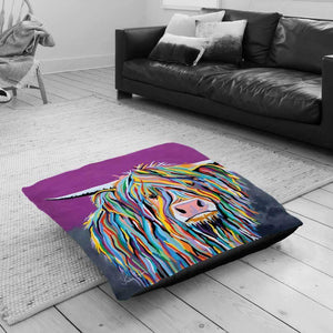 Angus McCoo - Floor Cushion