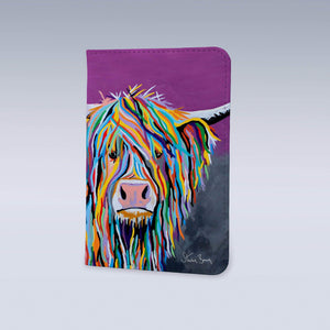 Angus McCoo - Passport Cover