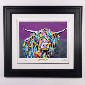 Angus McCoo - Platinum Limited Edition Prints