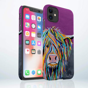 Angus McCoo - Snap Phone Case