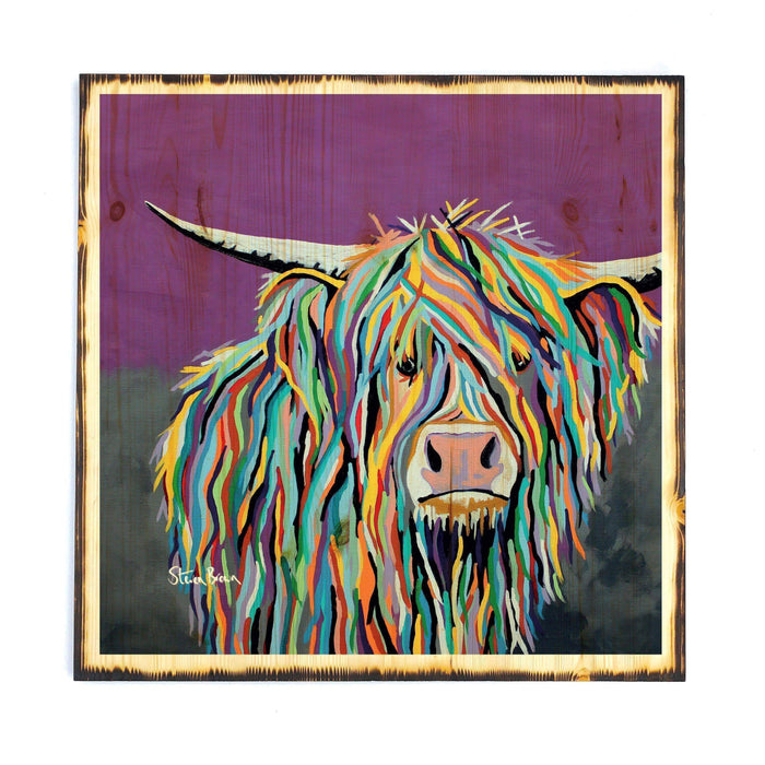 Angus McCoo - Timber Print