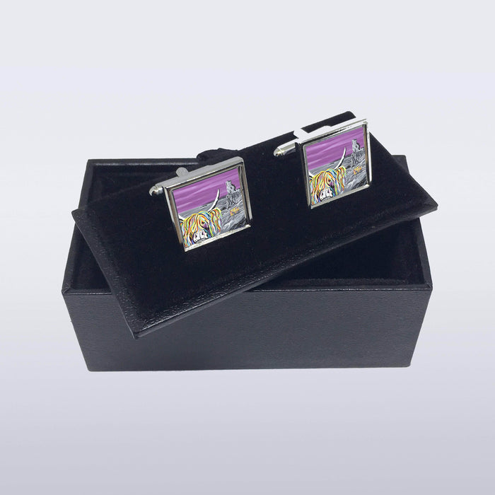Ann & Jim McCoo - Cufflinks