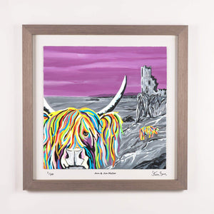 Ann & Jim McCoo - Framed Limited Edition Floating Prints