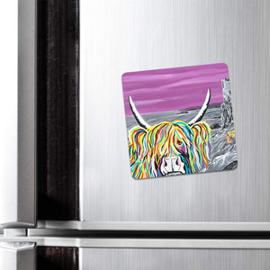 Ann & Jim McCoo - Fridge Magnet