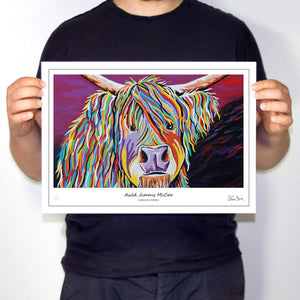 Auld Jimmy McCoo - Collector's Edition Prints