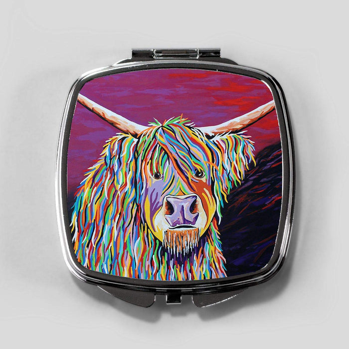 Auld Jimmy McCoo - Cosmetic Mirror