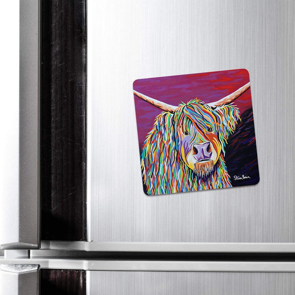 Auld Jimmy McCoo - Fridge Magnet