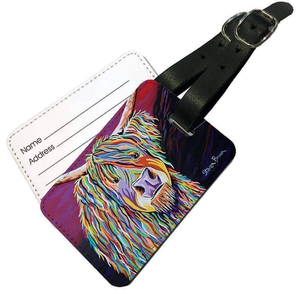 Auld Jimmy McCoo - Luggage Tag