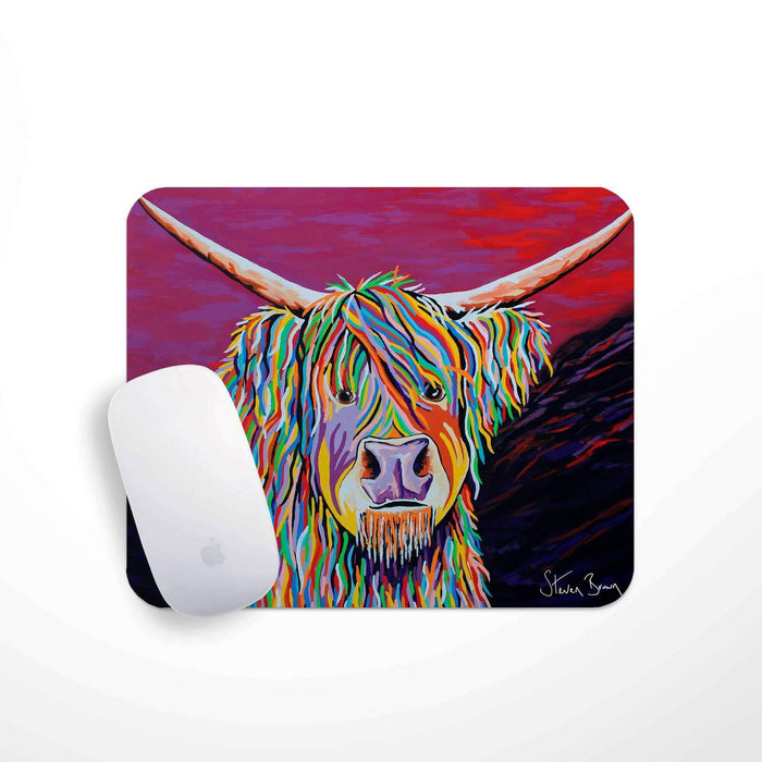 Auld Jimmy McCoo - Mouse Mat