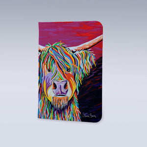 Auld Jimmy McCoo - Passport Cover