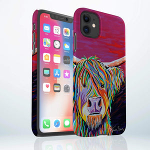 Auld Jimmy McCoo - Snap Phone Case