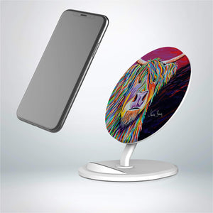 Auld Jimmy McCoo - Wireless Charger