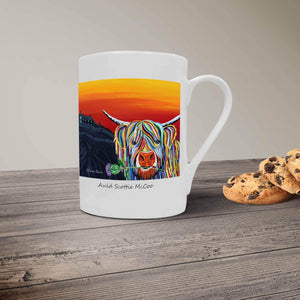 Auld Scottie McCoo - Bone China Mug