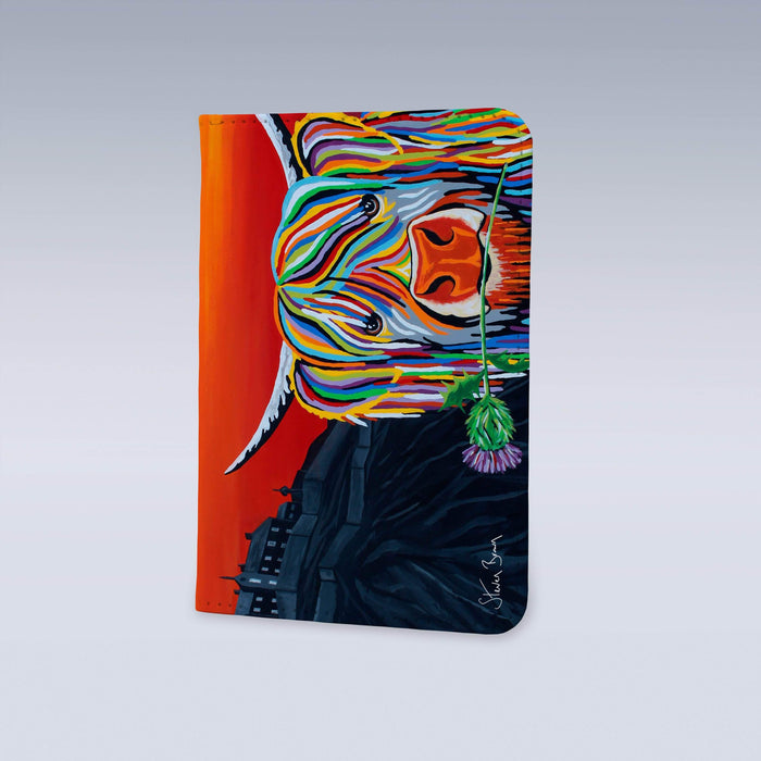 Auld Scottie McCoo - Passport Cover