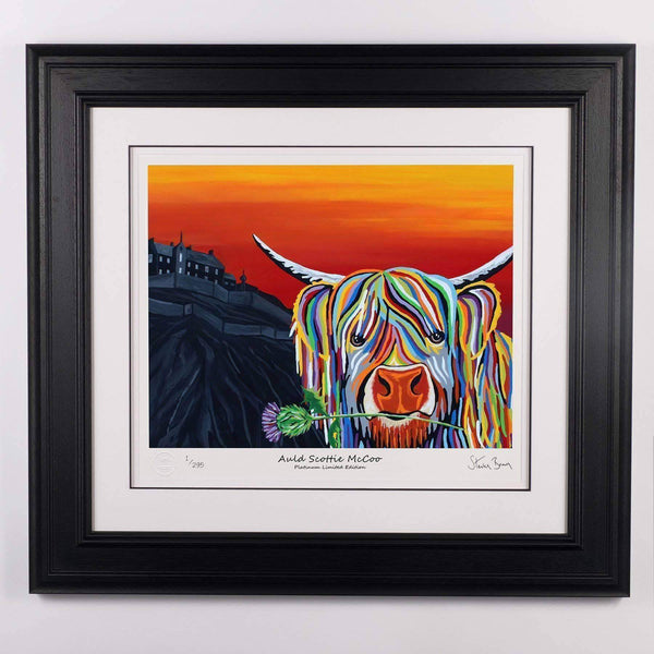 Auld Scottie McCoo - Platinum Limited Edition Prints