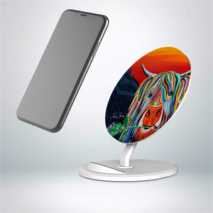 Auld Scottie McCoo - Wireless Charger