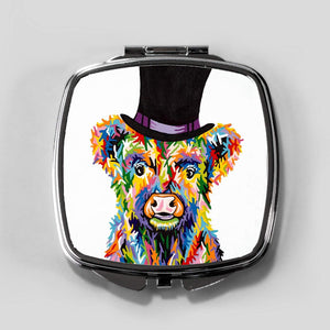 Baby McCoo - Cosmetic Mirror