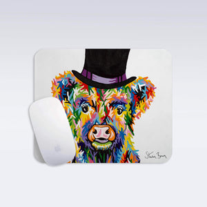 Baby McCoo - Mouse Mat