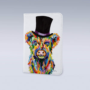 Baby McCoo - Passport Cover