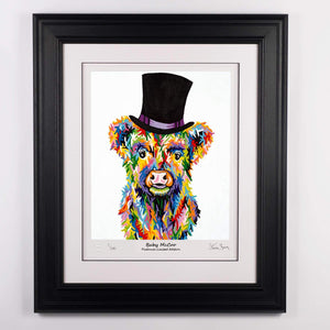 Baby McCoo - Platinum Limited Edition Prints