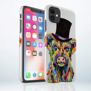 Baby McCoo - Snap Phone Case