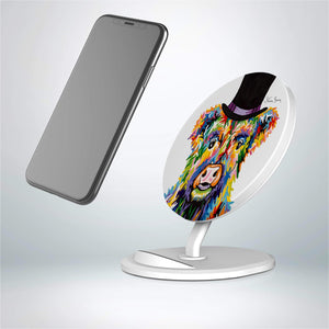 Baby McCoo - Wireless Charger