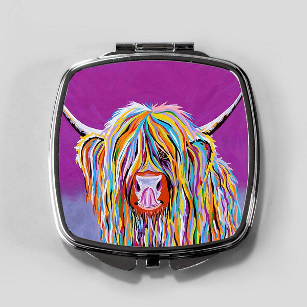 Betty McCoo - Cosmetic Mirror