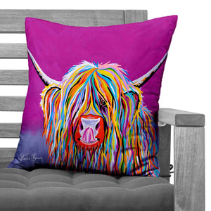 Betty McCoo - Faux Suede Cushions