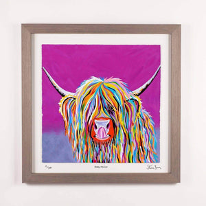 Betty McCoo - Framed Limited Edition Floating Prints