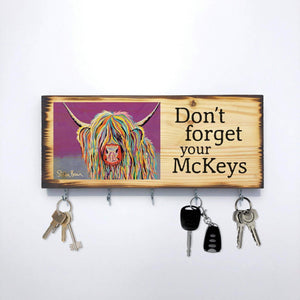 Betty McCoo - McKey Holder