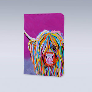 Betty McCoo - Passport Cover
