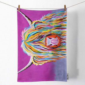 Betty McCoo - Tea Towel