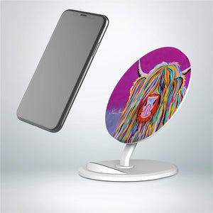 Betty McCoo - Wireless Charger