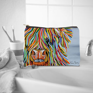 Big Malky McCoo - Cosmetic Bag