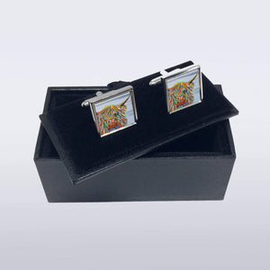 Big Malky McCoo - Cufflinks