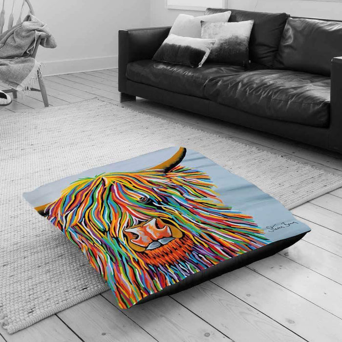 Big Malky McCoo - Floor Cushion