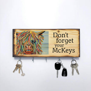 Big Malky McCoo - McKey Holder