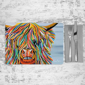 Big Malky McCoo - Placemat