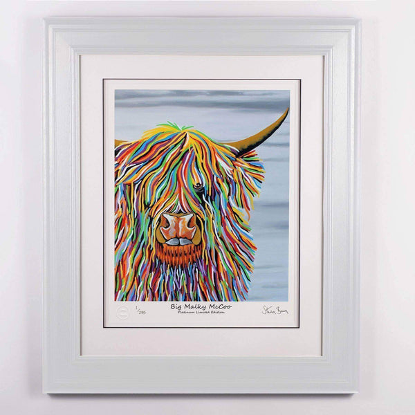 Big Malky McCoo - Platinum Limited Edition Prints